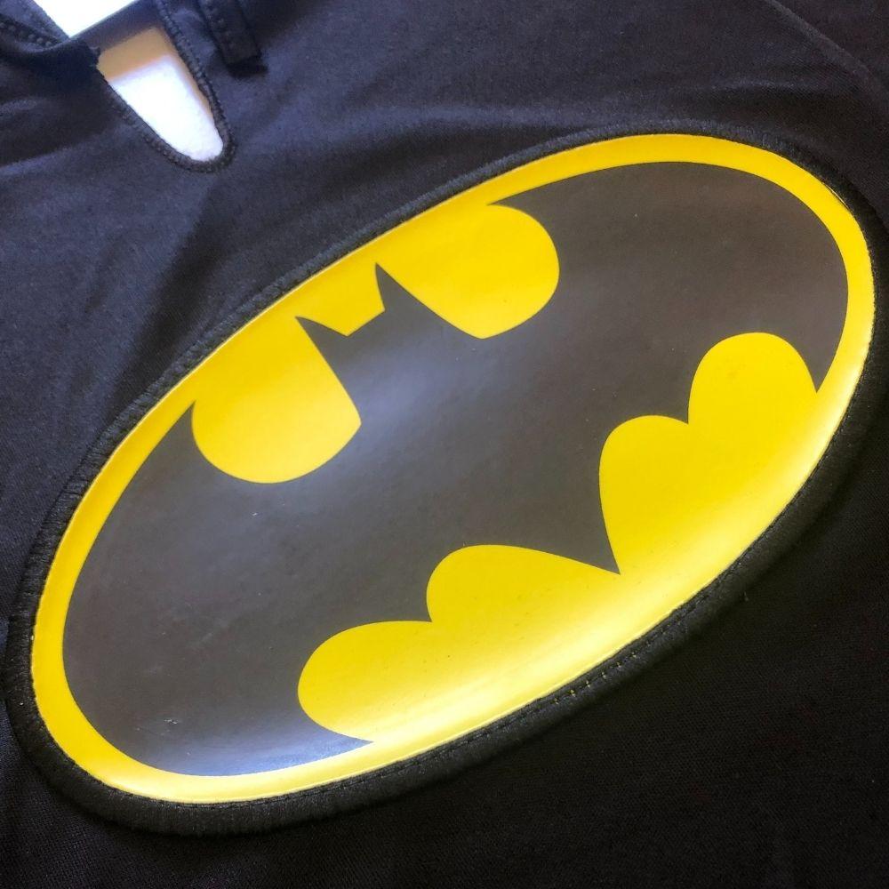 Capa + Máscara do Batman Infantil
