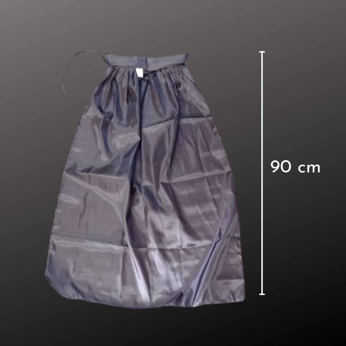Capa Preta Infantil Bember 90cm