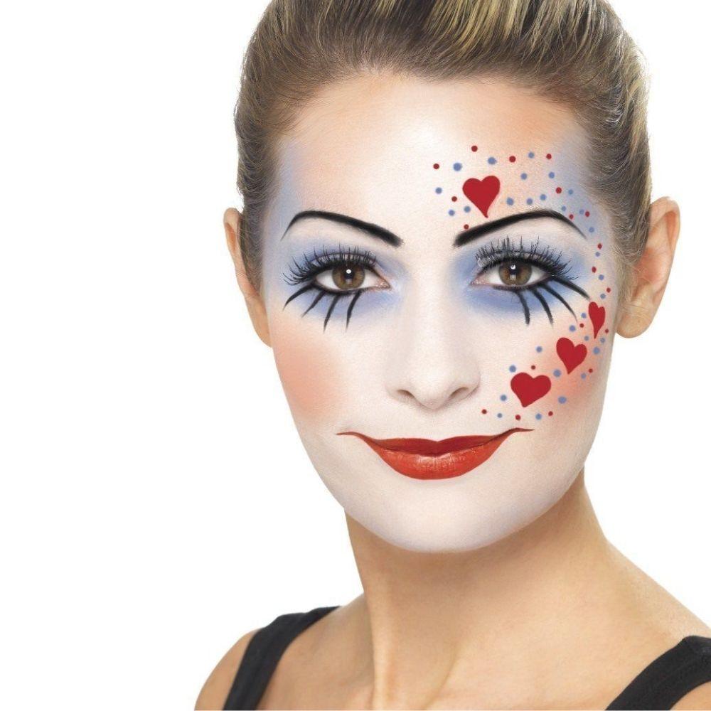 Clown Makeup Profissional 60g