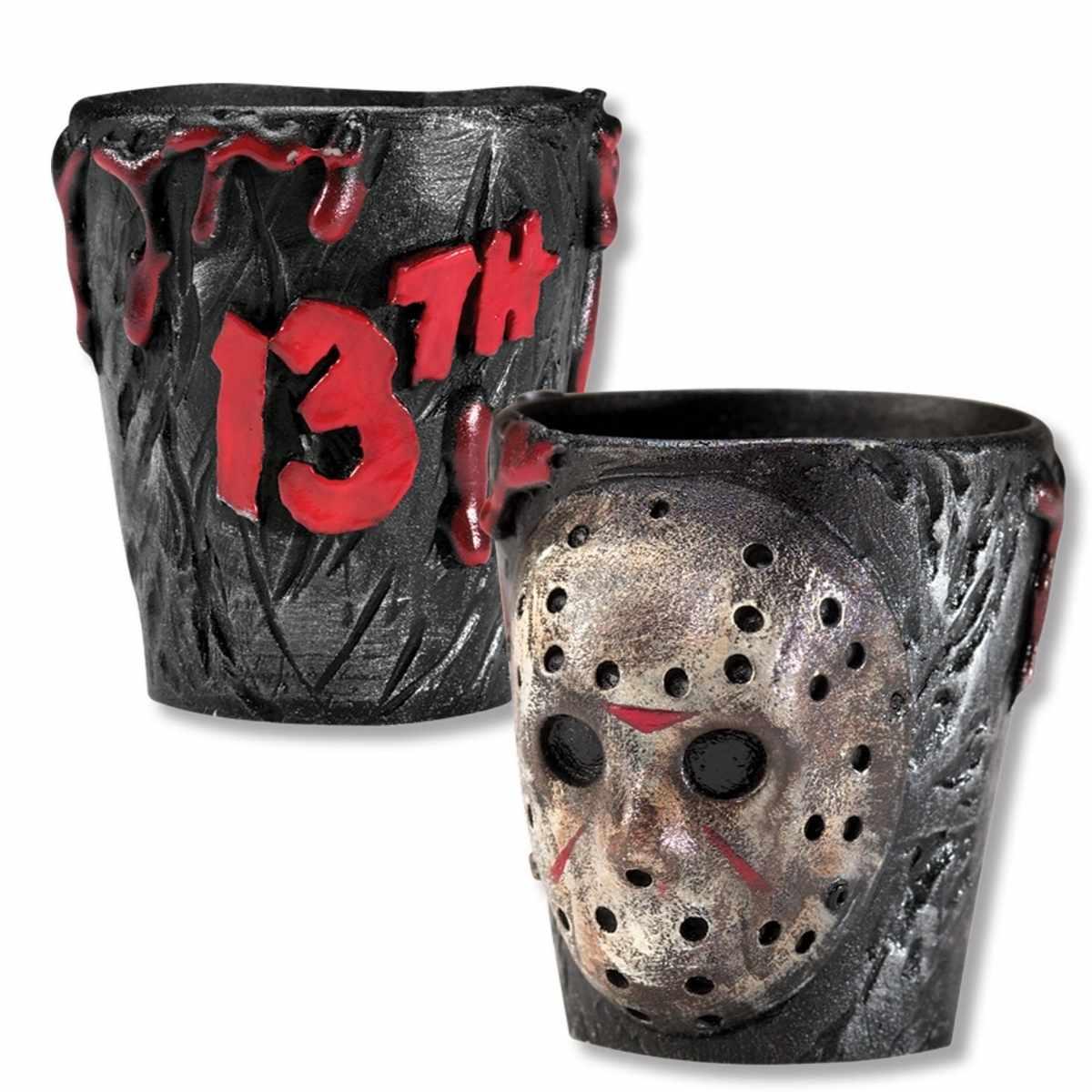 Copinho Jason para Shot com 2