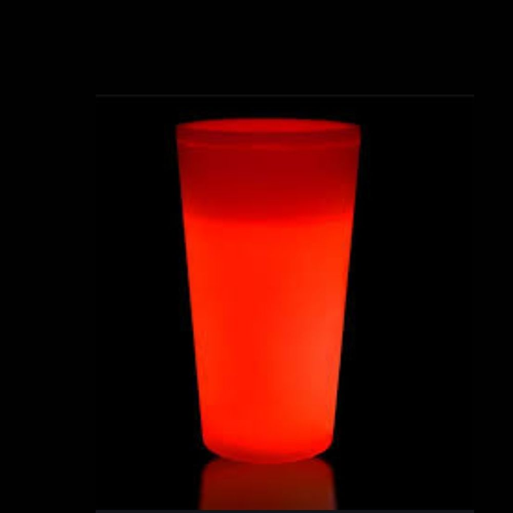 Copo Neon Plástico 350ml
