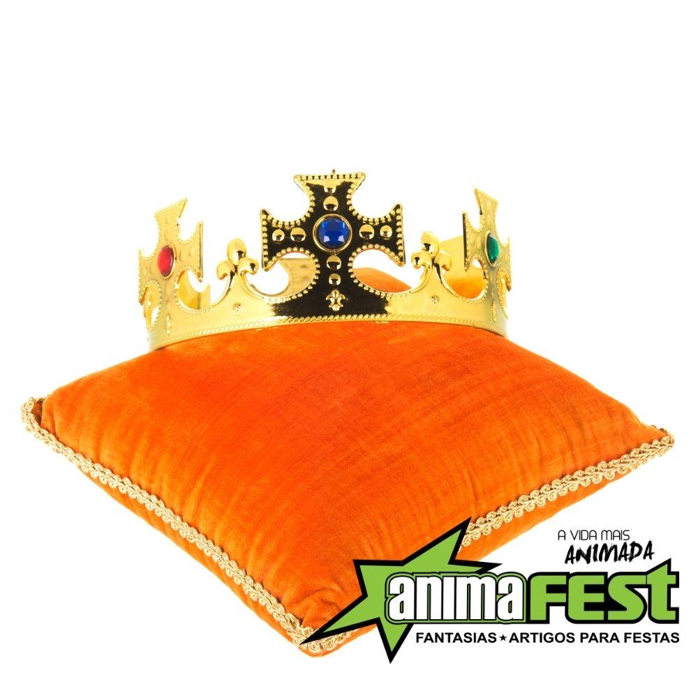 Coroa de Rei Plástico