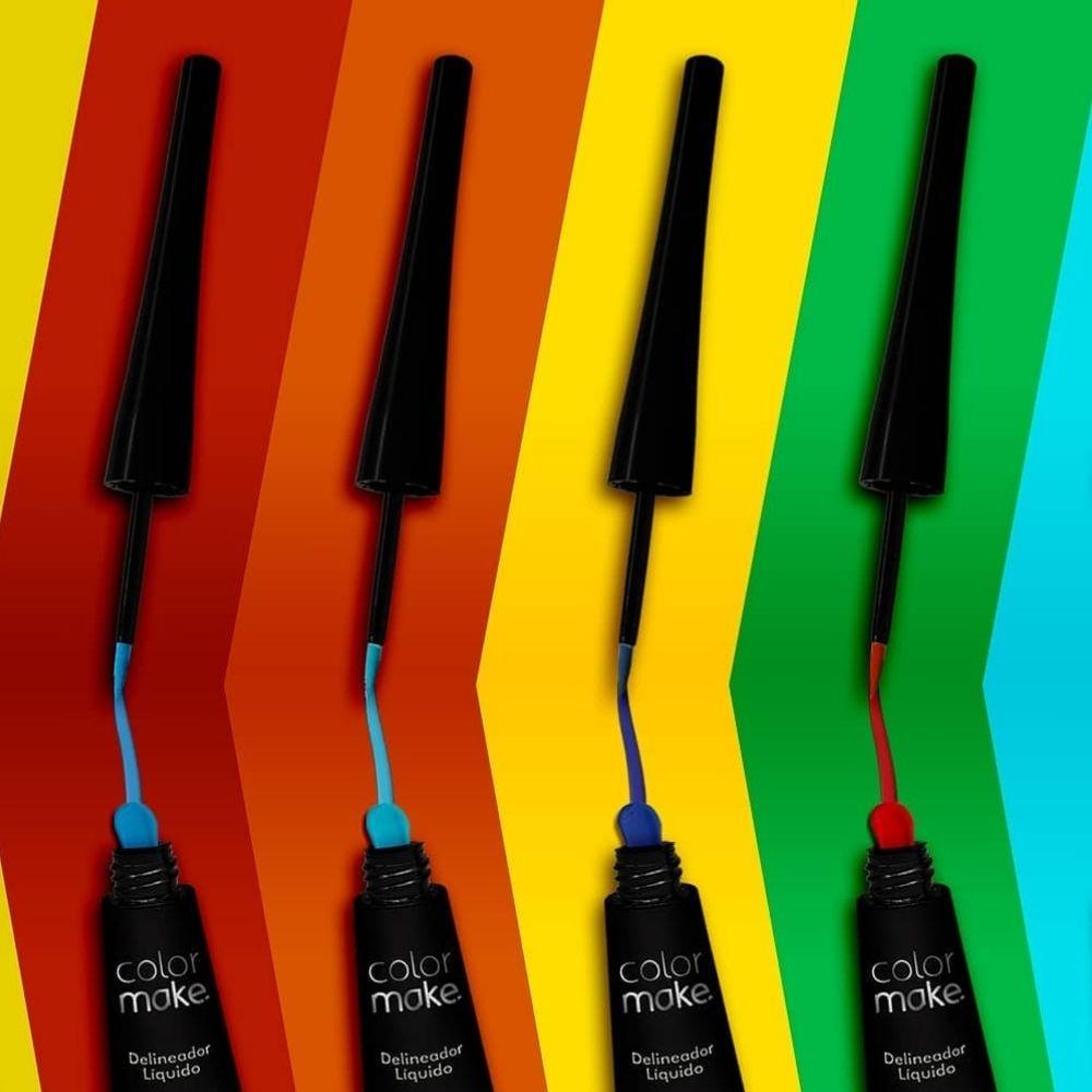 Delineador Líquido Neon Profissional 30 ml