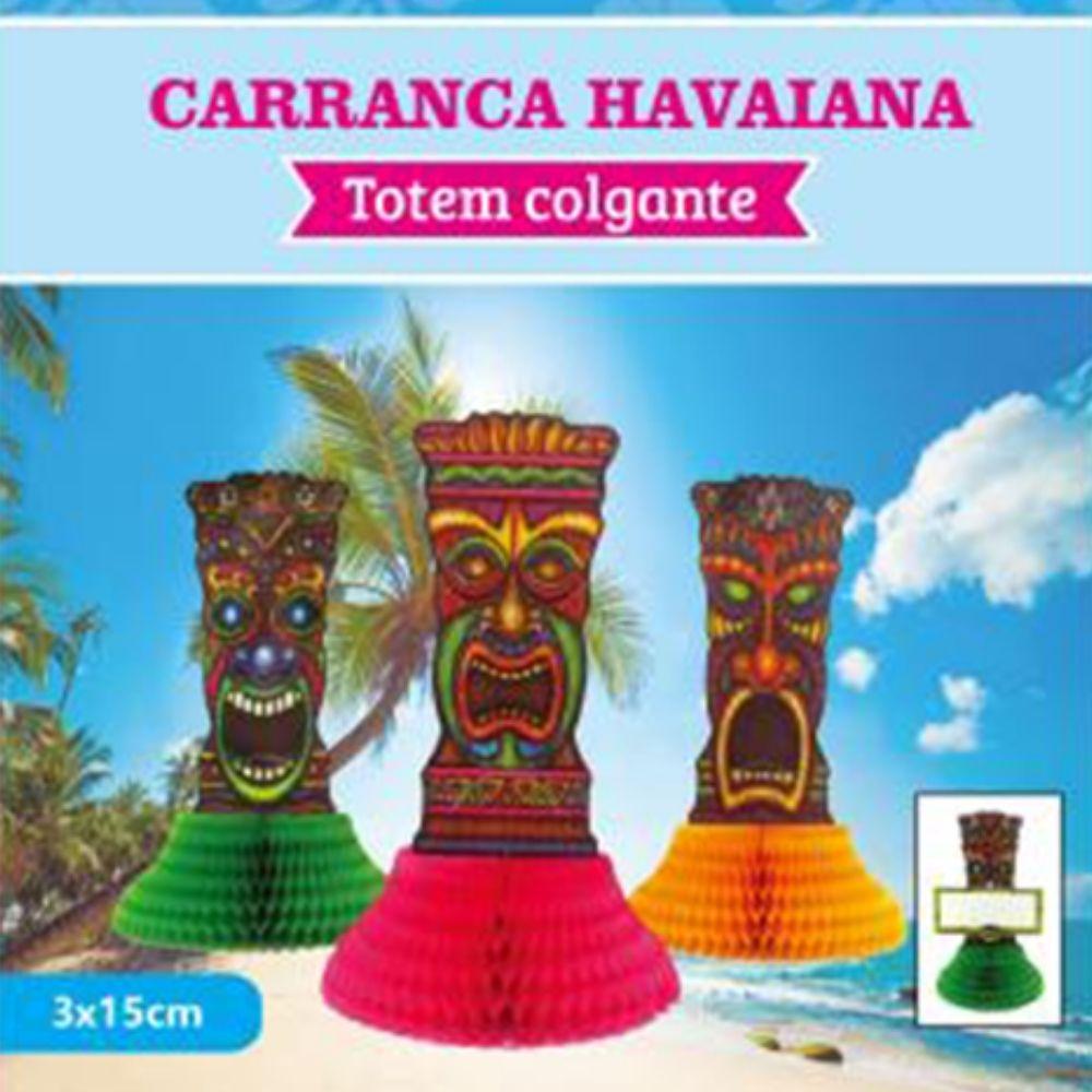 Enfeite Decorativo Festa Havaiana Carranca c/3 unid
