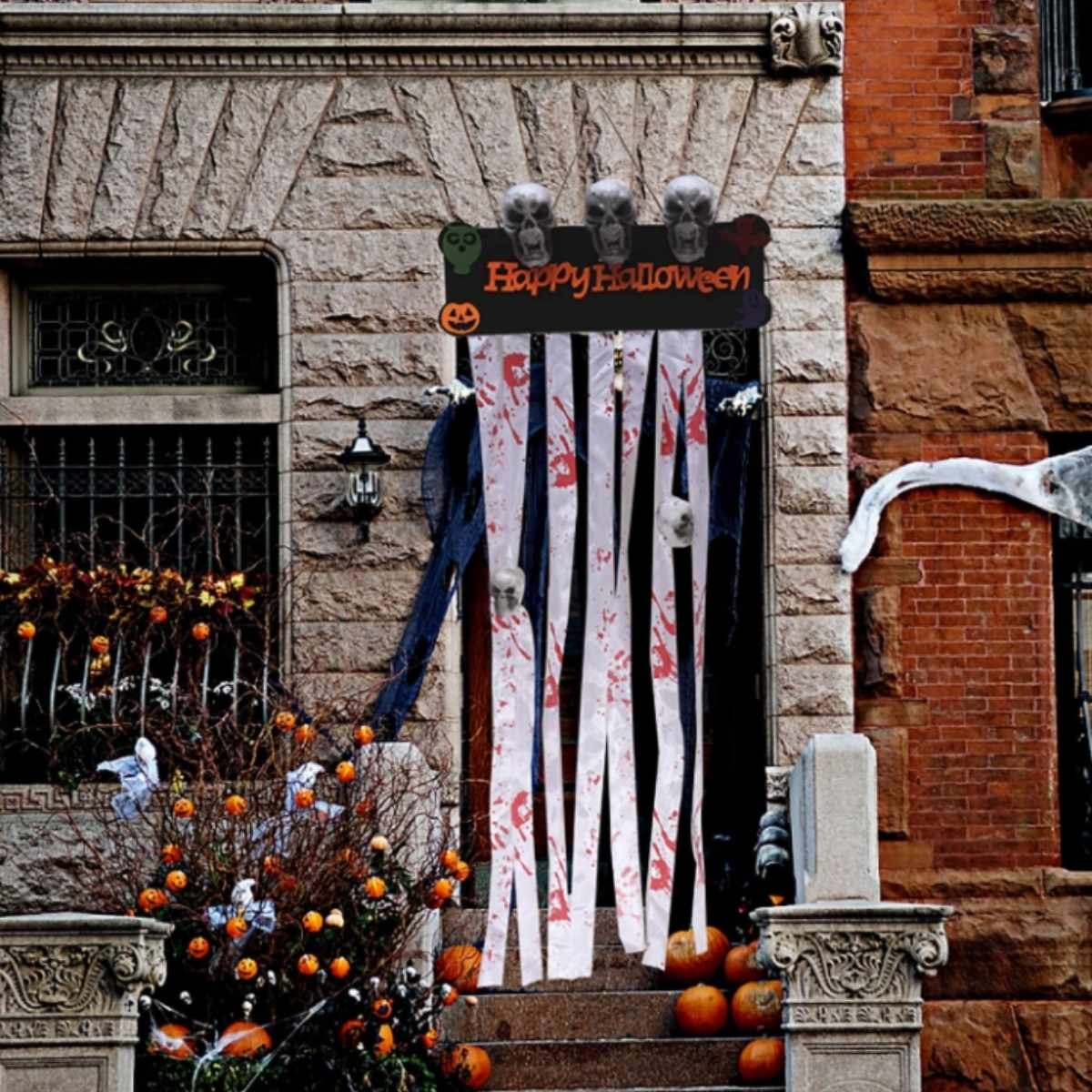 Enfeite Decorativo Happy Halloween