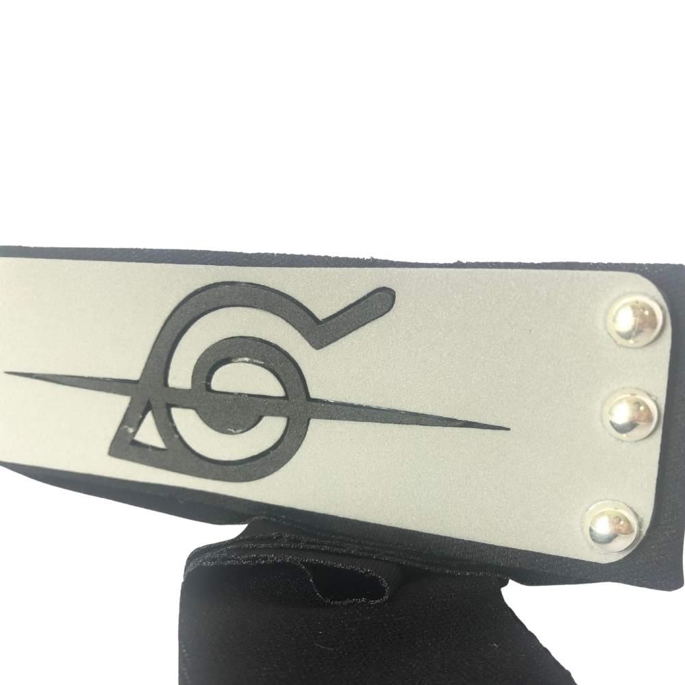 Bandana Naruto Desertor 15cm x 5 cm