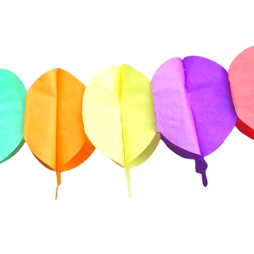 Guirlanda Decorativa Junina Balão 3m