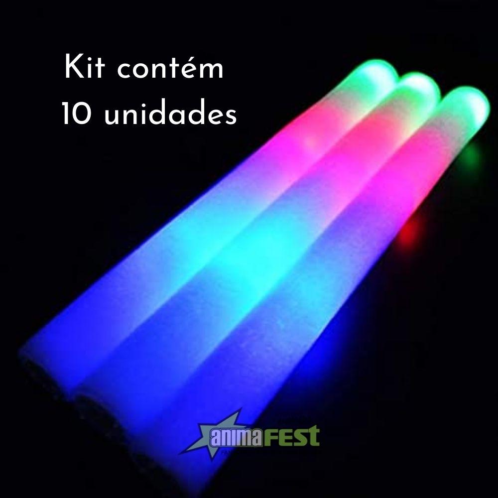 Kit Bastão de Espuma c/10
