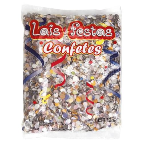 KIT c/ 6 Confete 120 gr