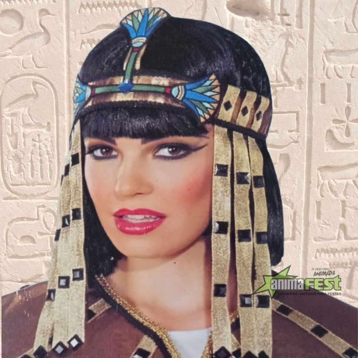 Kit Cleópatra Luxo (Tiara e Bracelete)