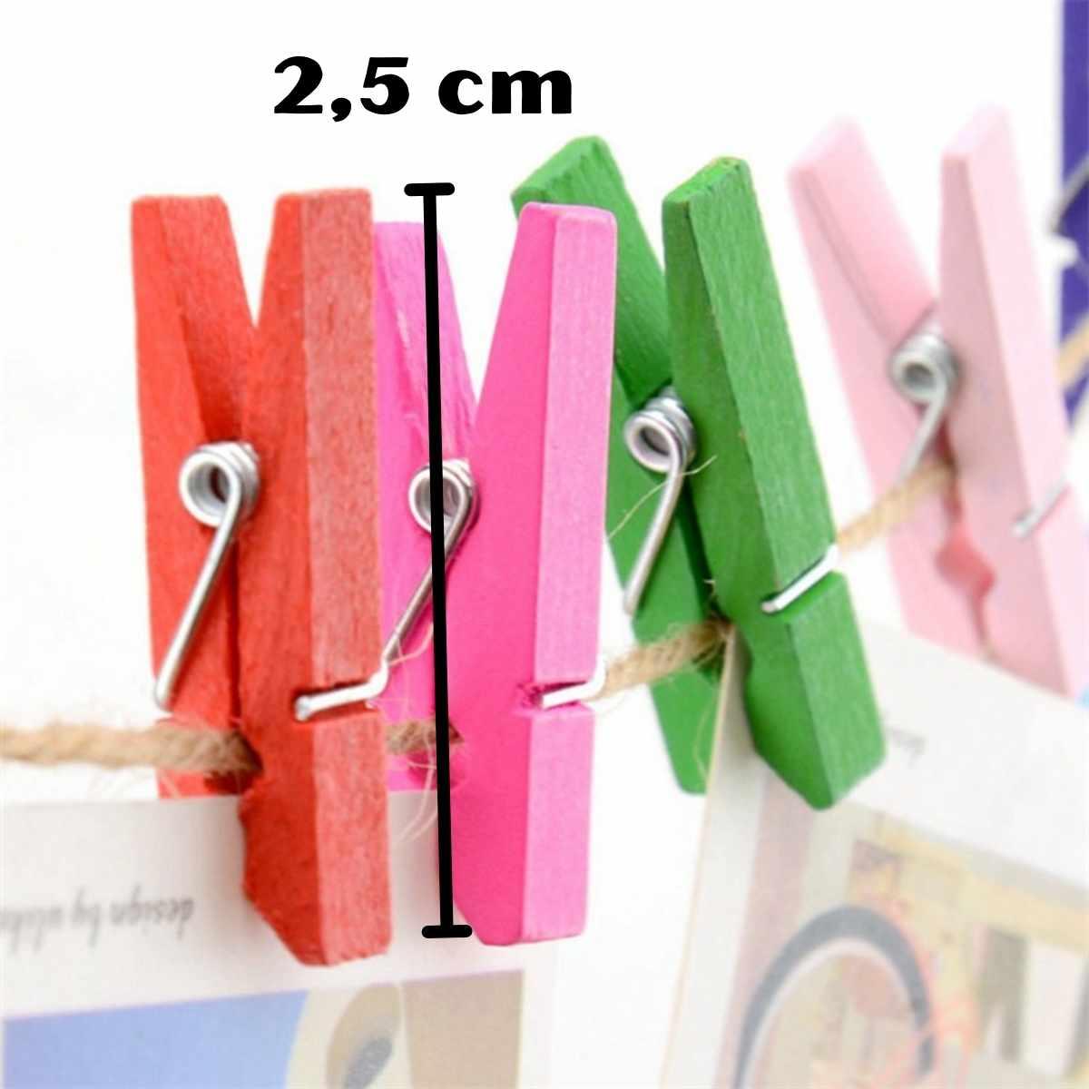 Kit Mini Prendedores c/4 Pacotes