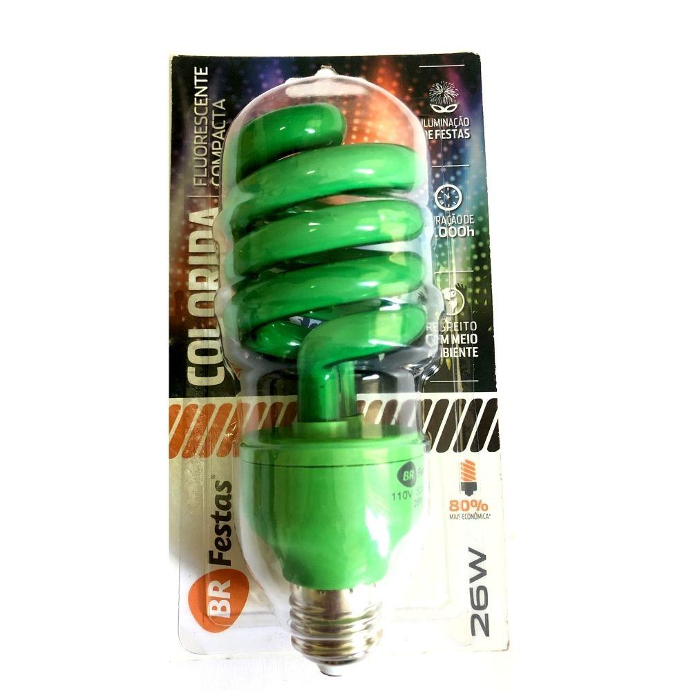 Lâmpada Fluorescente 26W - 110V