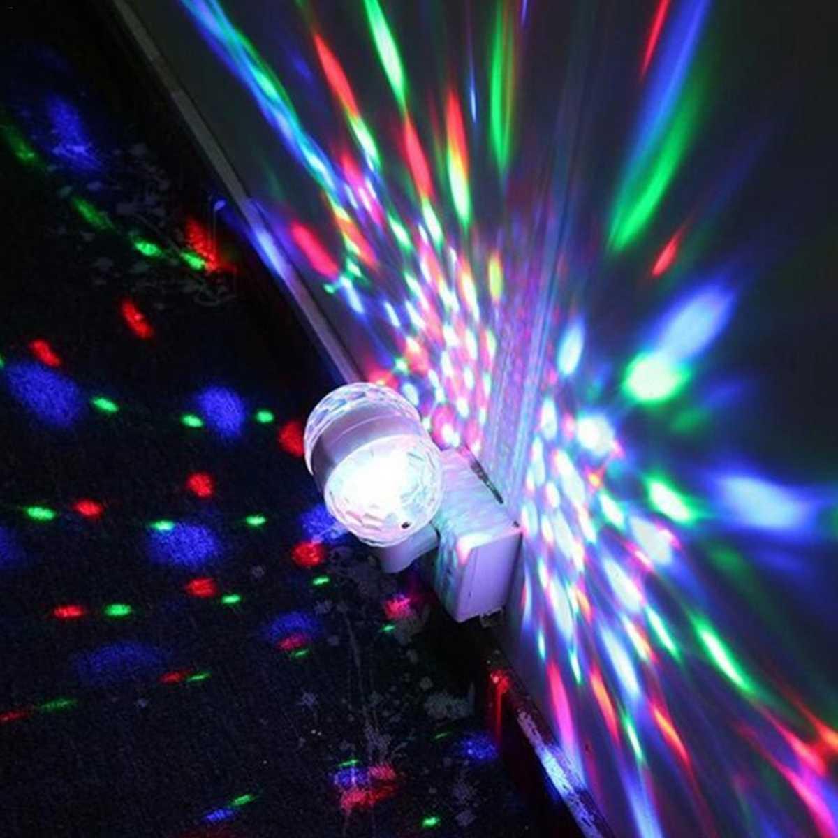 Lâmpada Led Double Disco