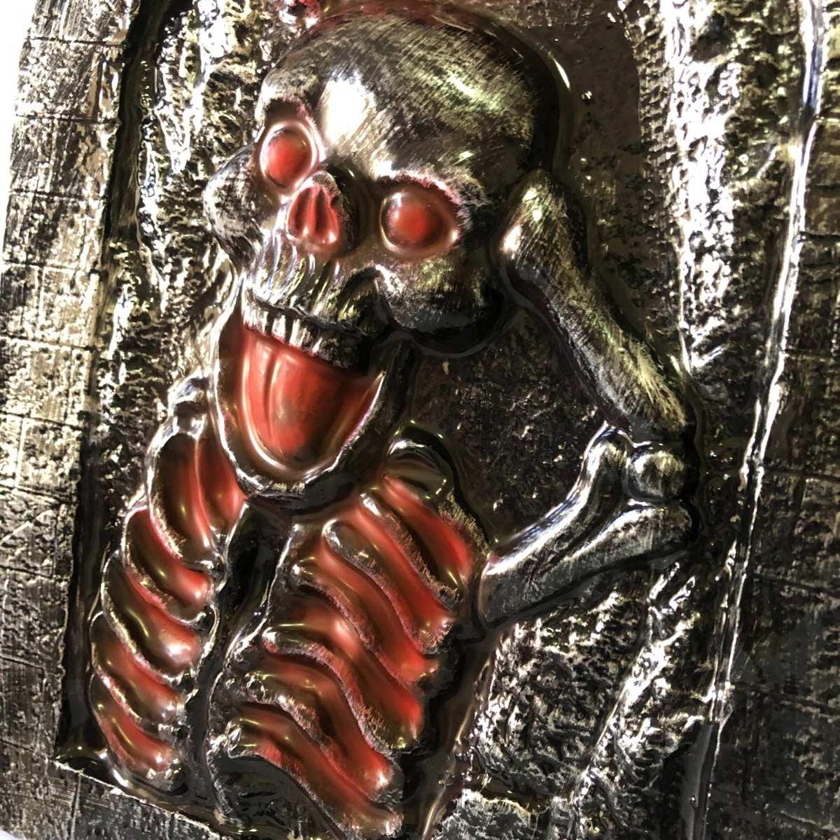 Lápide Halloween Plástica Sortida 55x43cm
