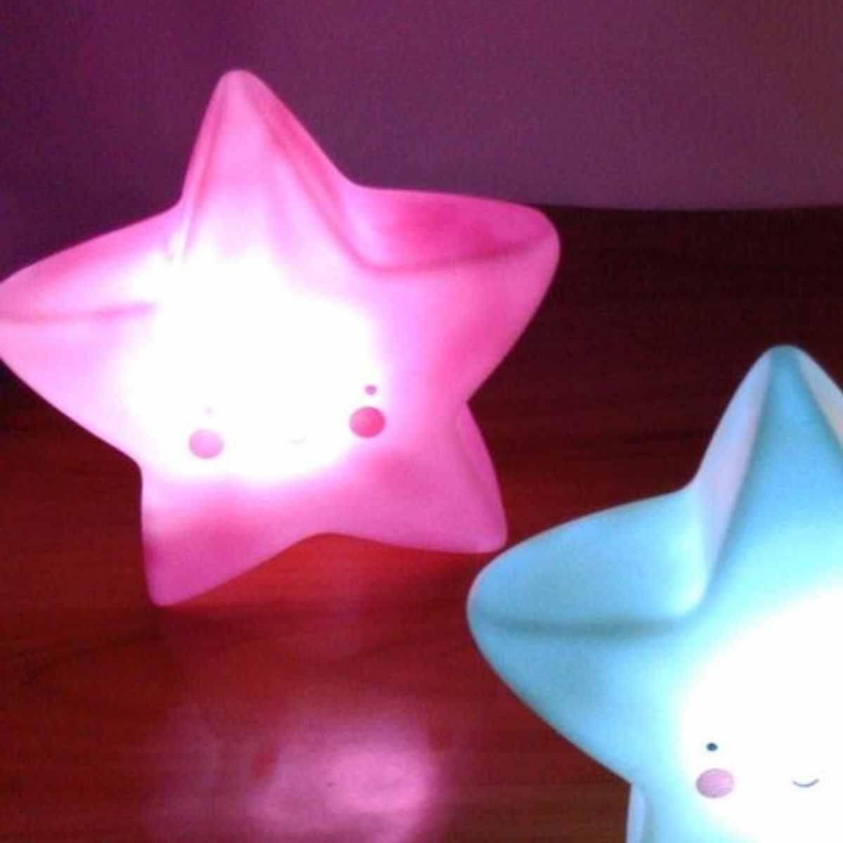 Luminária de Led Estrela