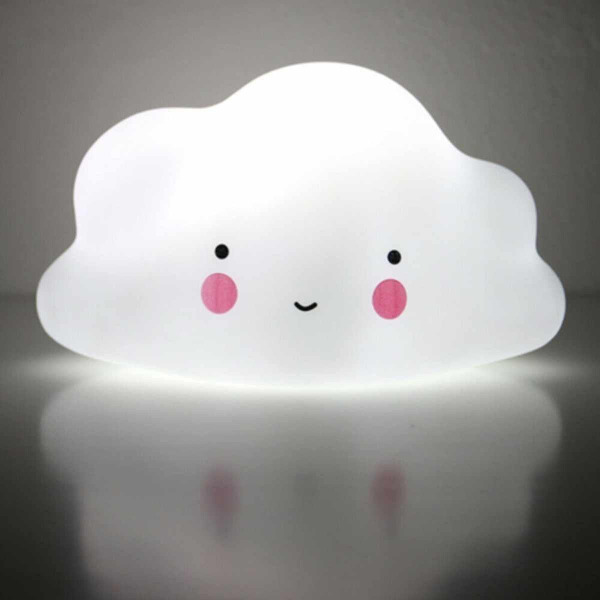 Luminária de Led Nuvem Branco