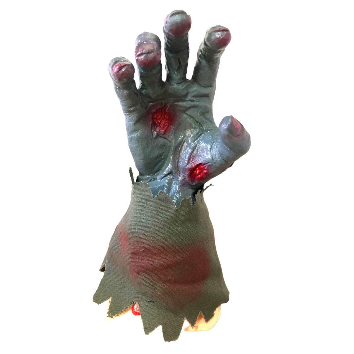 Mão Eletrônica Halloween