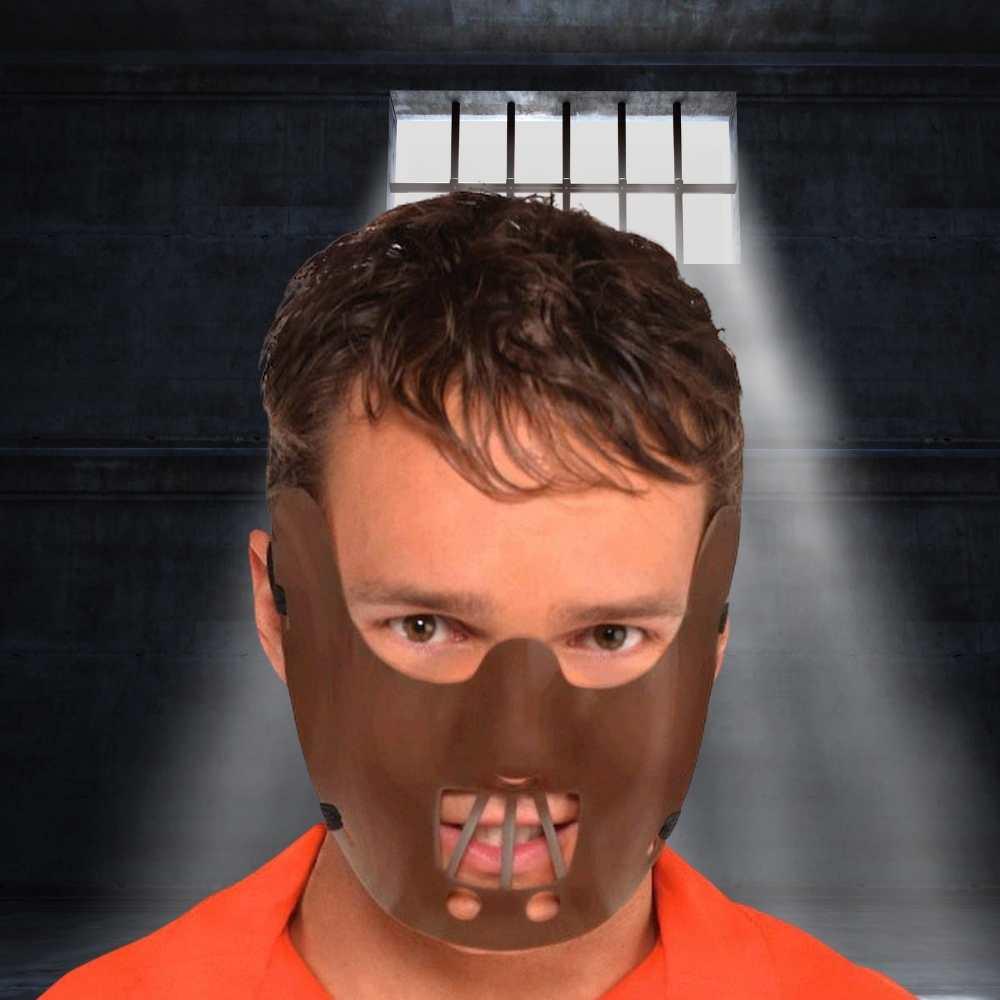 Máscara Canibal