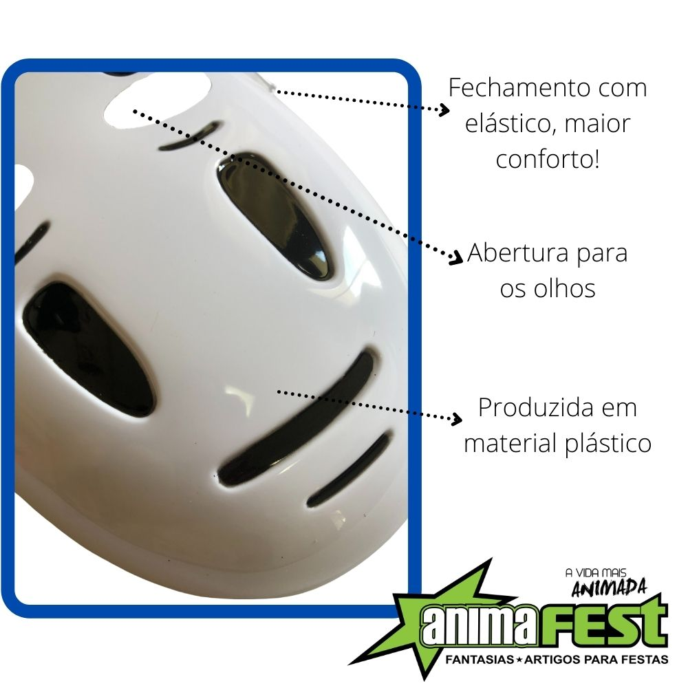 Máscara Chihiro Cosplay