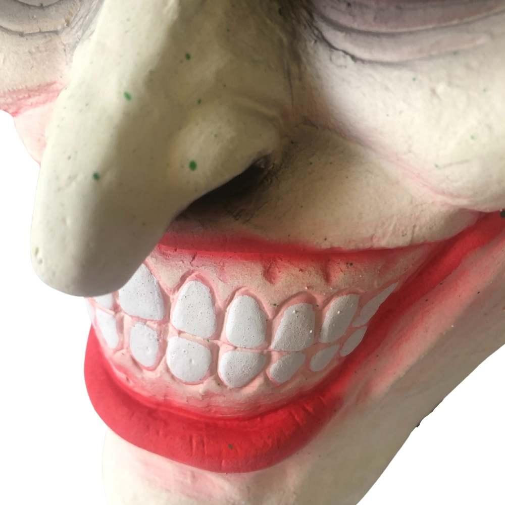 Máscara Coringa Clássico Látex