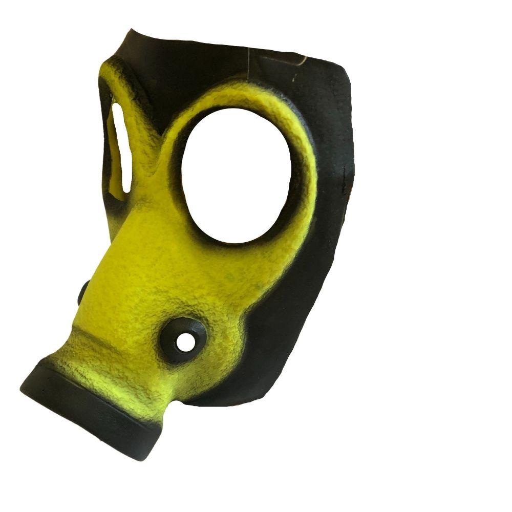 Máscara Guerra Biológica Látex
