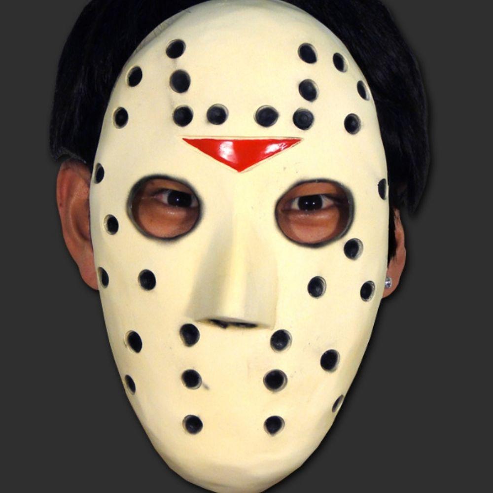 Máscara Jason Látex