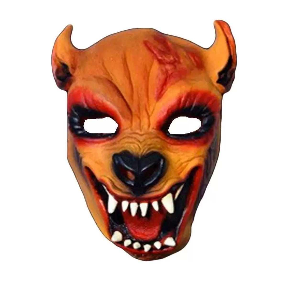 Máscara Lobisomem Látex