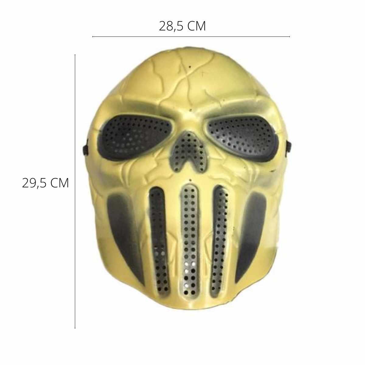 Máscara Monstros Halloween Modelos Diversos