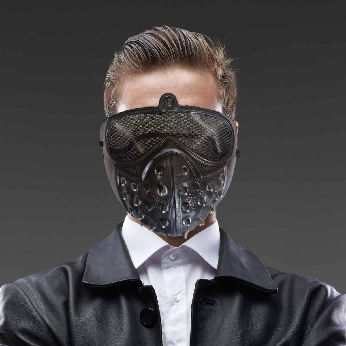 Máscara Motoqueiro Halloween