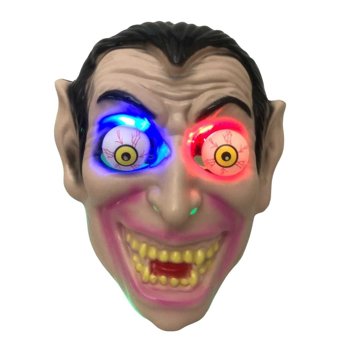 Máscara Olhos Saltados Led