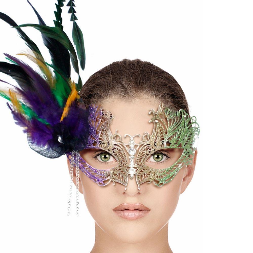 Máscara Orleans Luxo