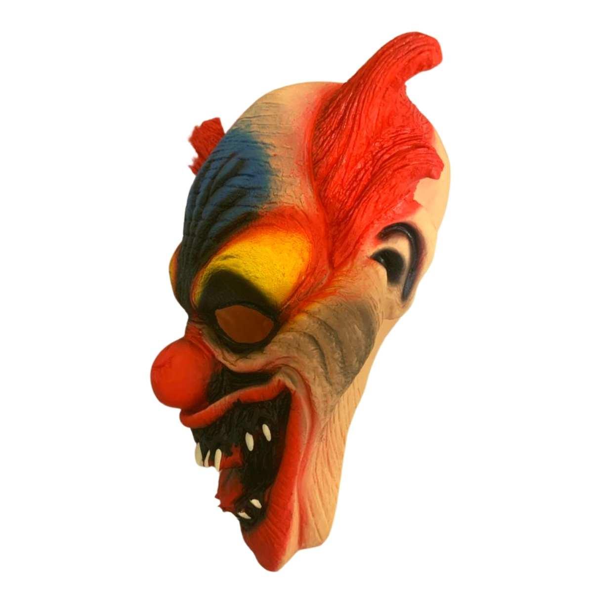 Máscara Palhaço Halloween Látex