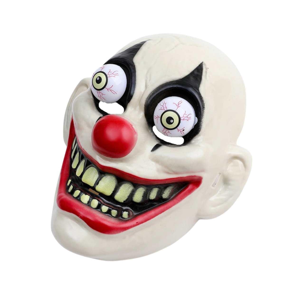 Máscara Zoião Palhaço 24cm