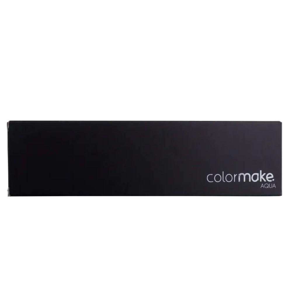 Paleta Aquacolor 6 Cores e Esponja Colormake - Cores Primarias  24g