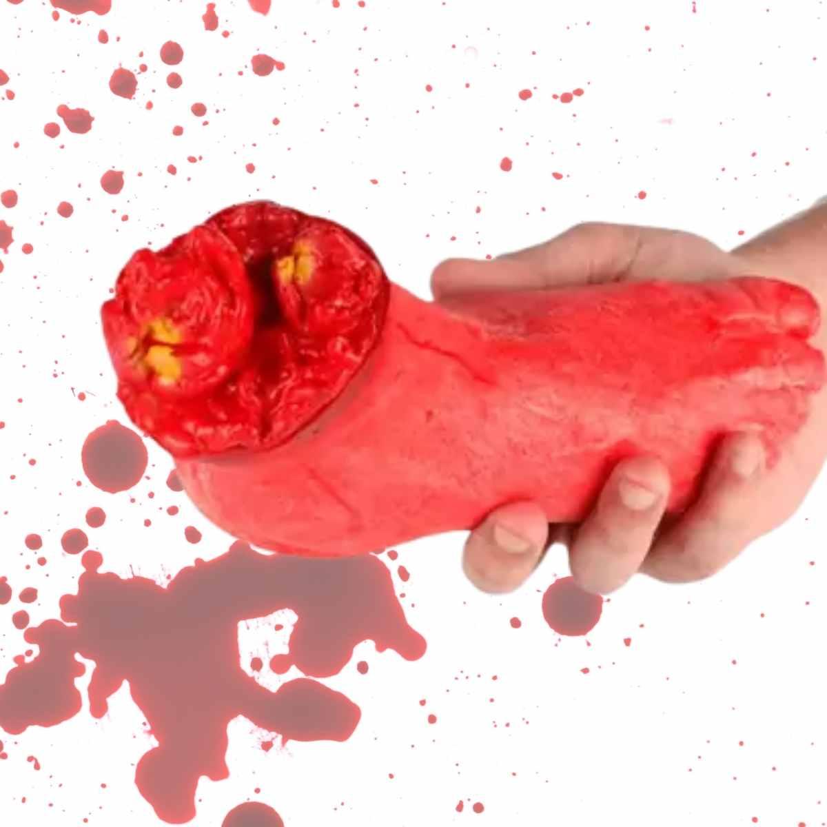 Pé Sangrento