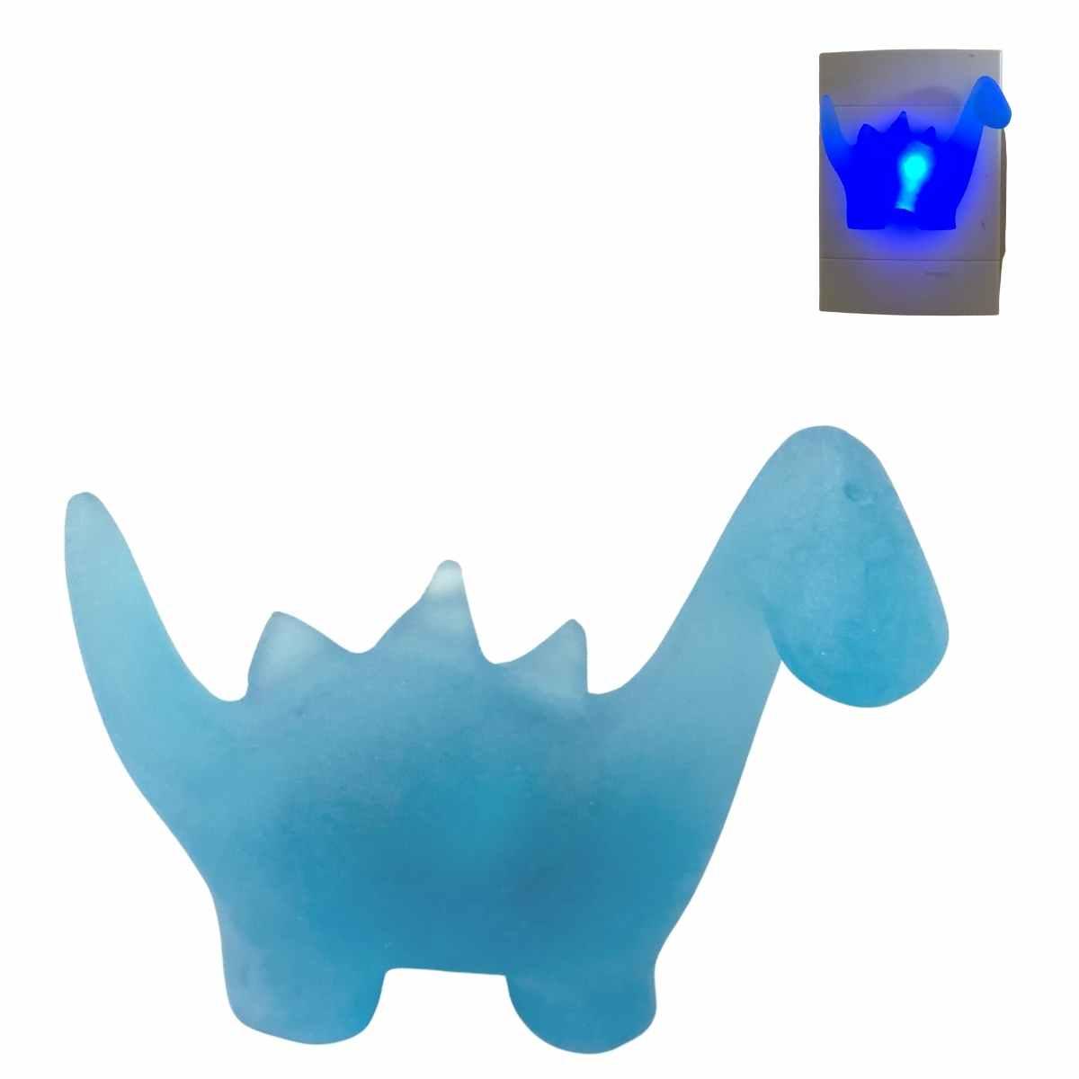 Sinalizador Led para Tomada - Dinossauro