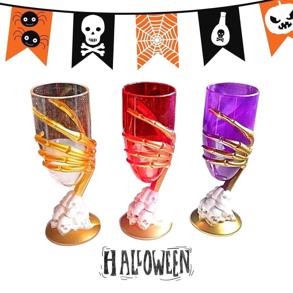 Taça Garra Halloween