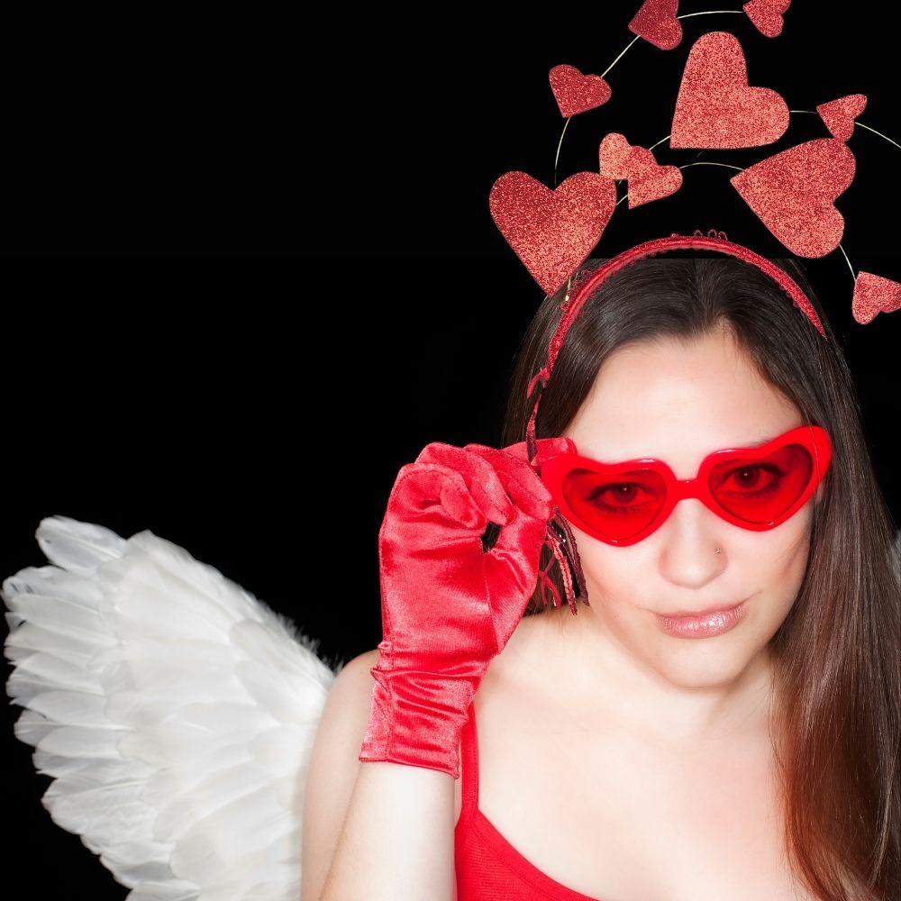 Tiara Carnaval Cupido-SV