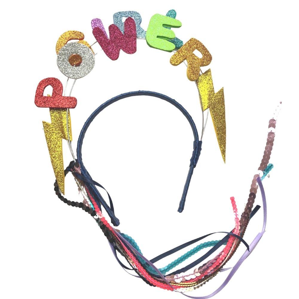 Tiara Carnaval Girl Power-SV