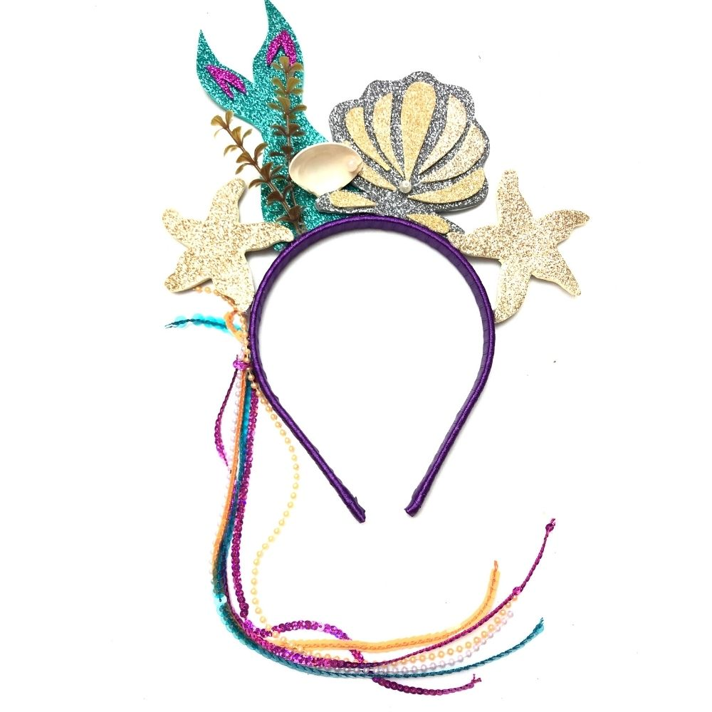 Tiara Carnaval Sereia-SV