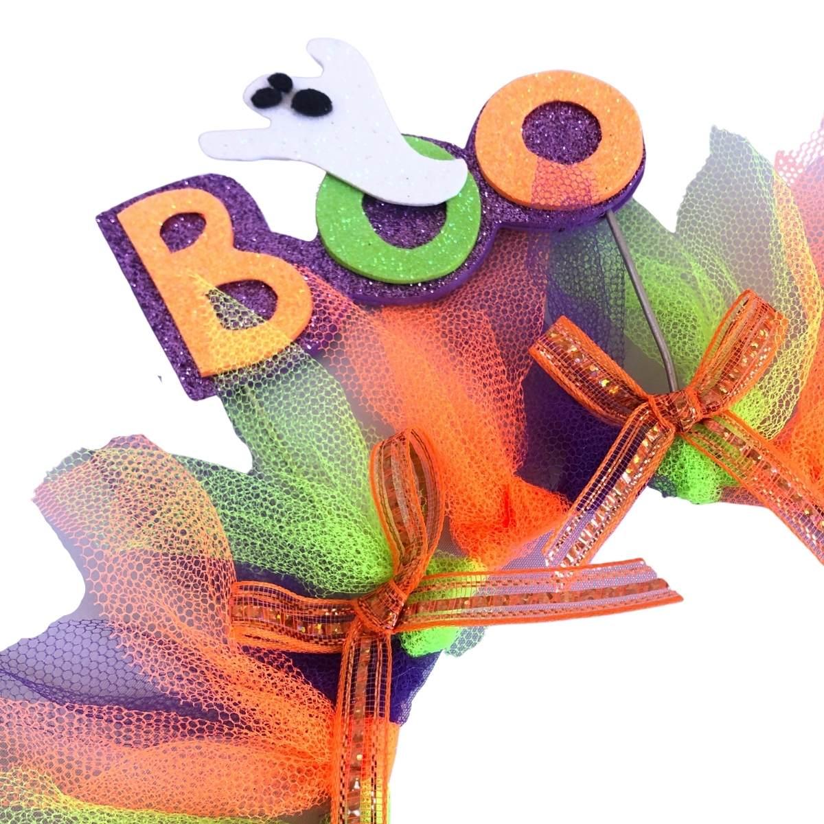 Tiara Halloween Boo