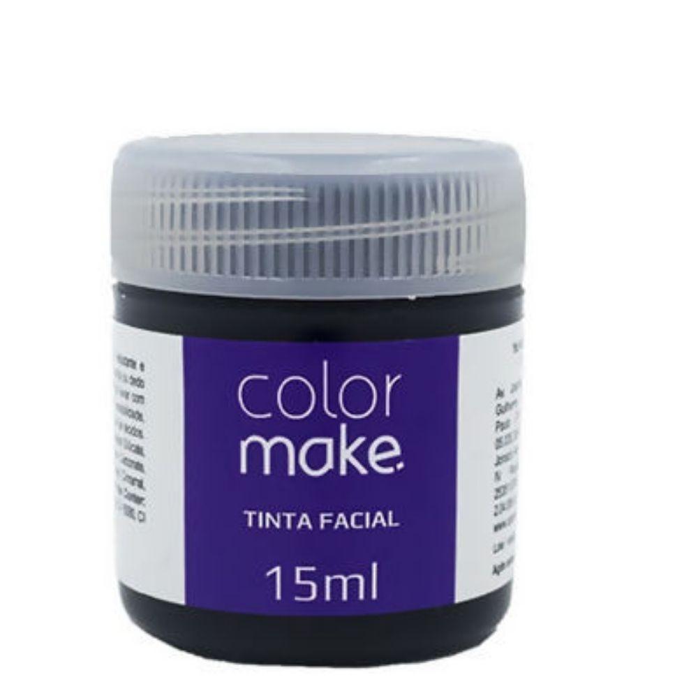 Tinta Facial Liquida 15 ml