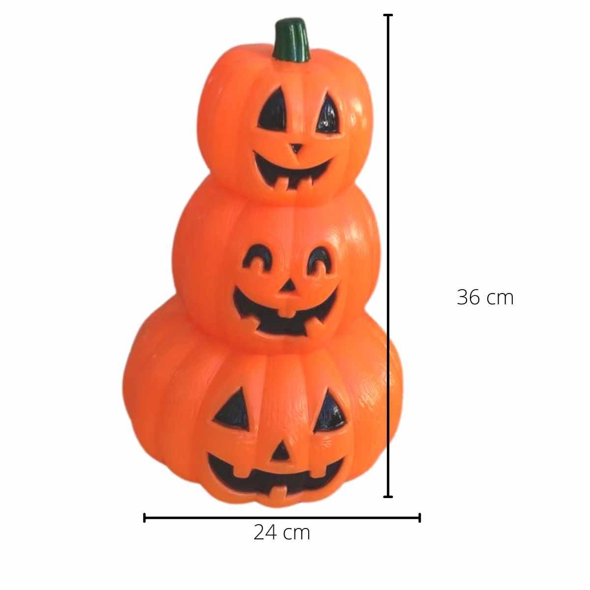 Trio Moranga Halloween 24x36cm