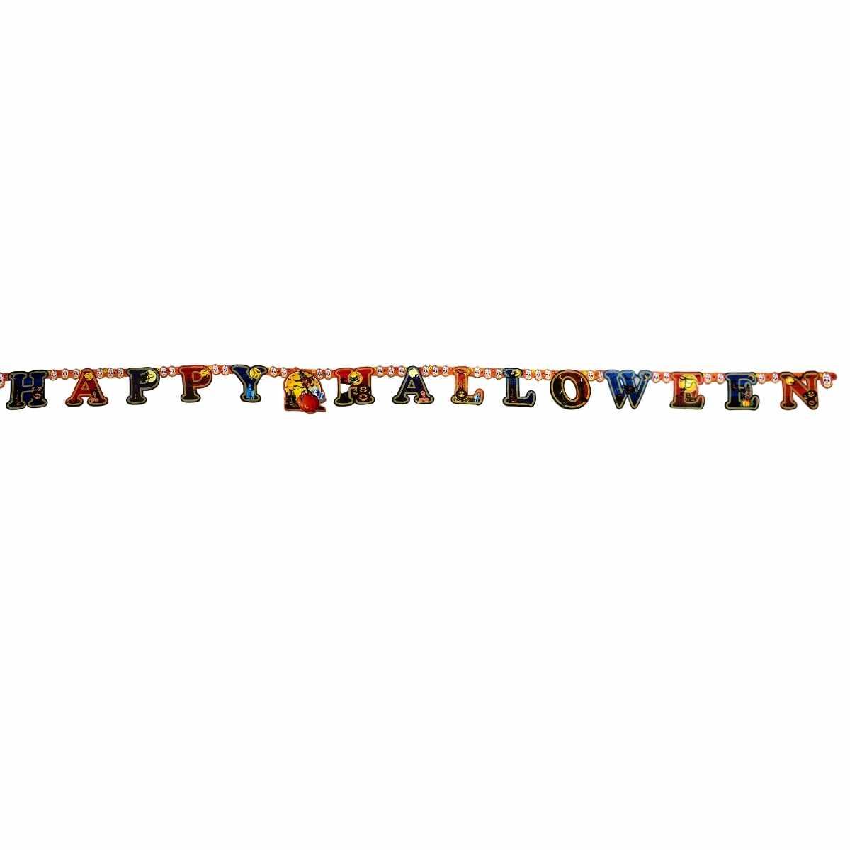 Varal Happy Halloween 3,5m