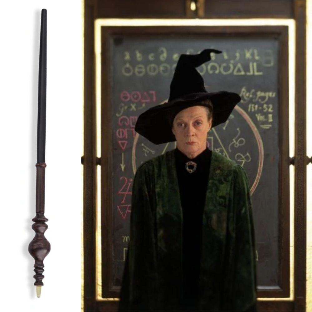 Varinha Prof. Minerva McGonagall