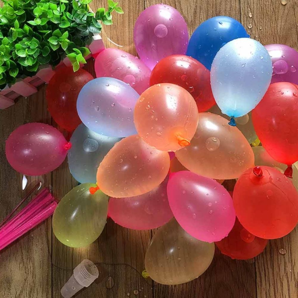 Water Ballon c/ 111 Mini Balões