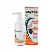BAYCOX 5% ORAL 100ML TRATAMENTO DE COCCIDIOSE