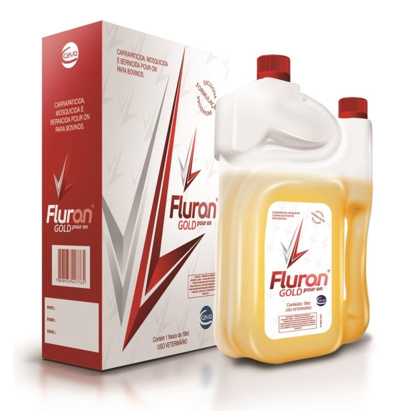 FLURON GOLD - POUR ON 1L - CEVA