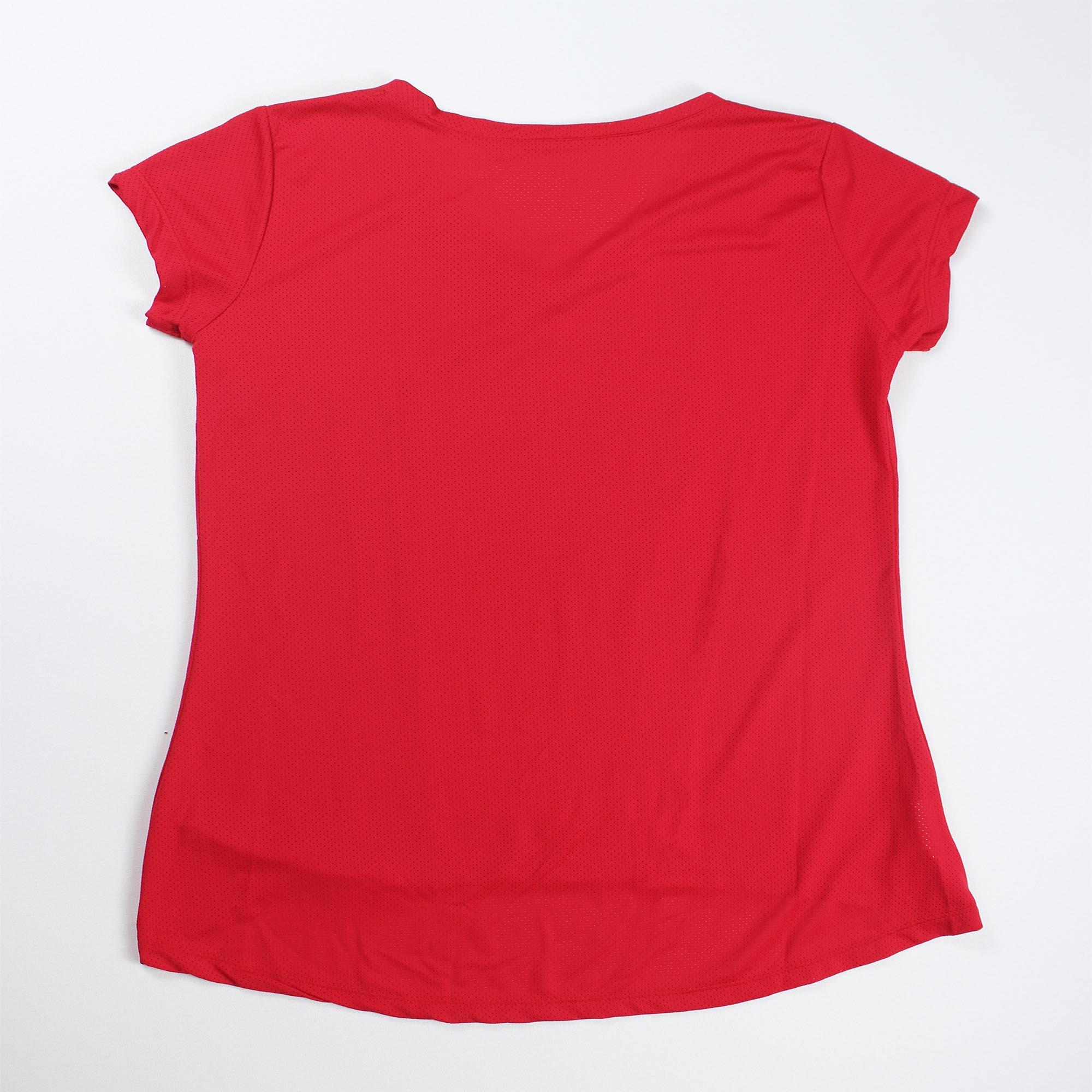 Blusa Moullet Feminina - Vermelha