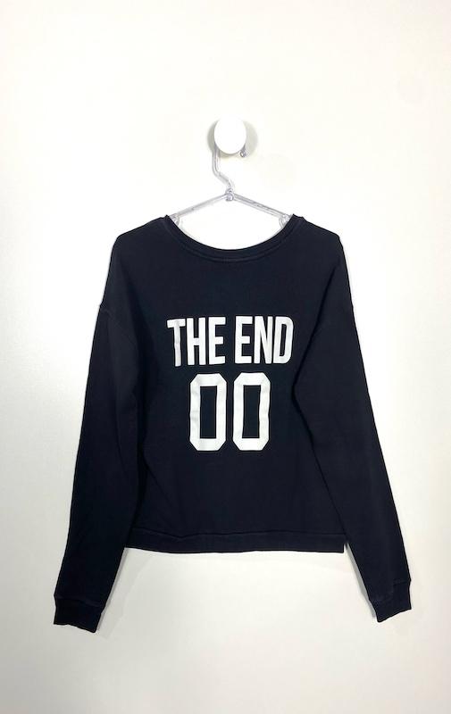 Blusão Preto Cool Girl Feminino - Tamanho M